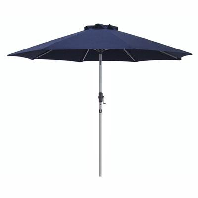 Navy Blue 9 Foot (275cm) Market/Patio Umbrella