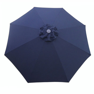 Navy Blue Replacement Canopy 9 foot (275 cm)