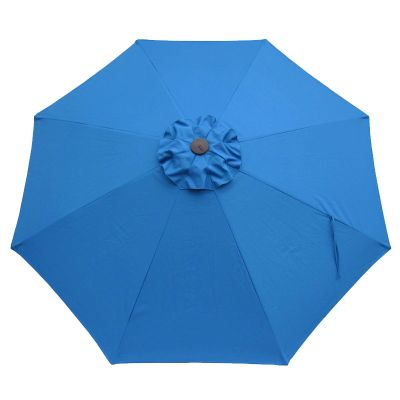 Royal Blue Replacement Canopy 9 foot (275 cm)