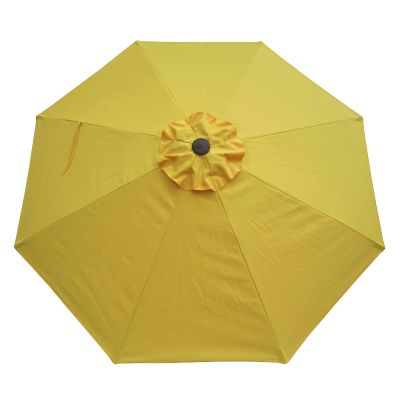 Yellow Replacement Canopy 9 foot (275 cm)
